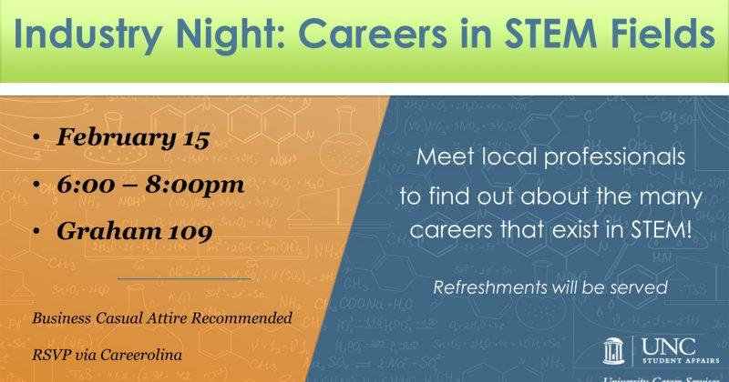 Industry Night_STEM